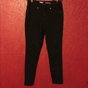MOSSIMO High Rise Skinny Jeans Sz 6 NWOT!